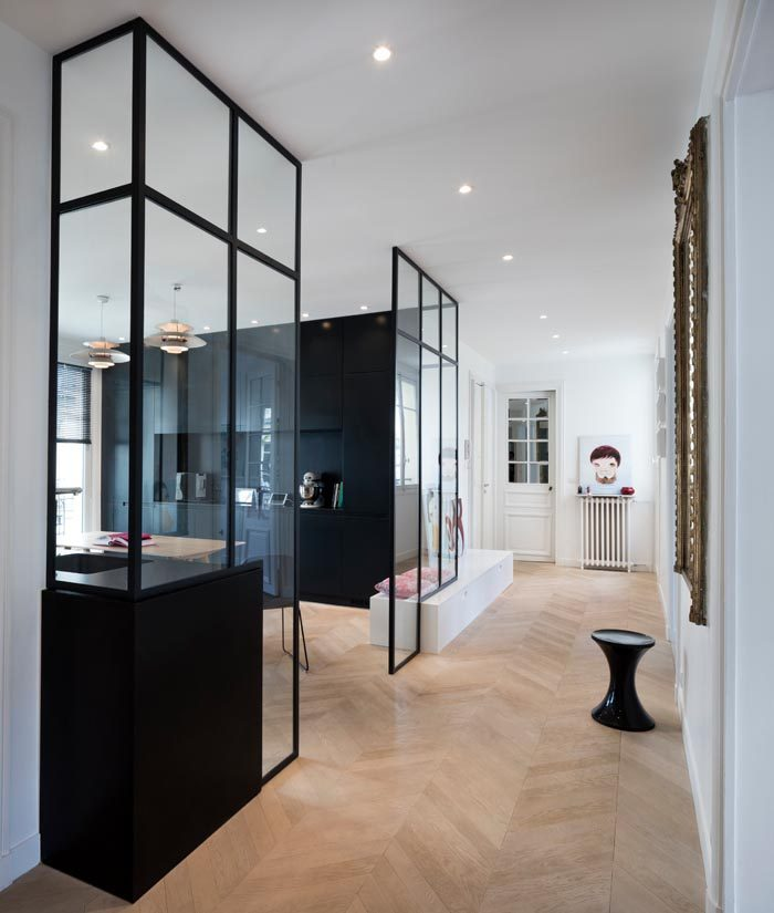 appartement paris 8e a sh agence architecture d